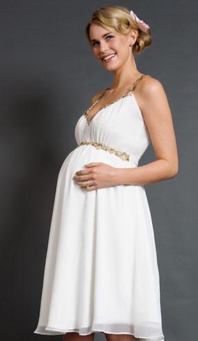 Vestido De Noiva Para Grávidas Noiva Gestante Todo